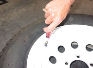Car Tyre Fitting